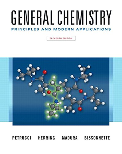 General Chemistry: Principles and Modern Applications Plus MasteringChemistry with Pearson eText -- Access Card Package (11th Edition)