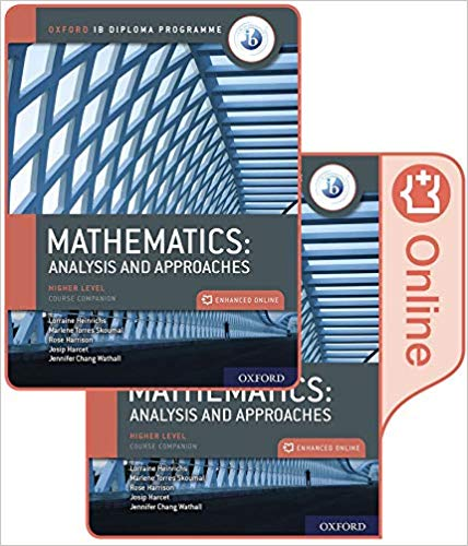 IB Mathematics: Analysis and Approaches, High Level