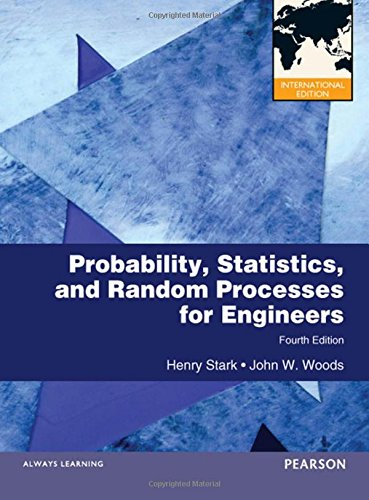 Probability and Random Processes with Applications to Signal Processing: International Version