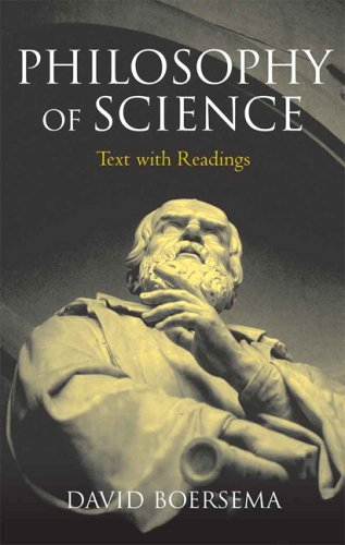 Philosophy of Science (Text with Readings)