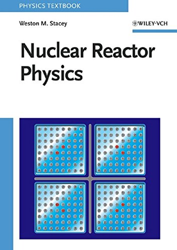 Nuclear Reactor Physics