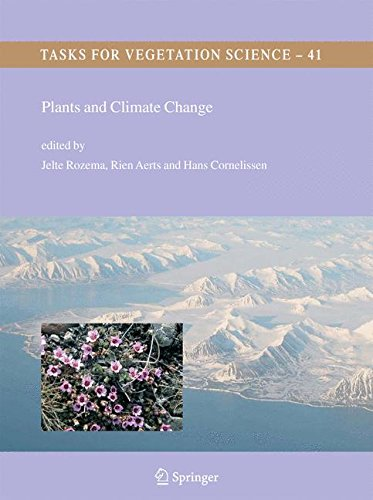 Plants and Climate Change (Tasks for Vegetation Science)