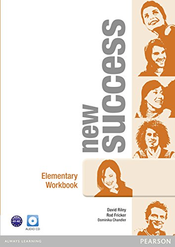 New Success Elementary Worknook (with Audio CD)