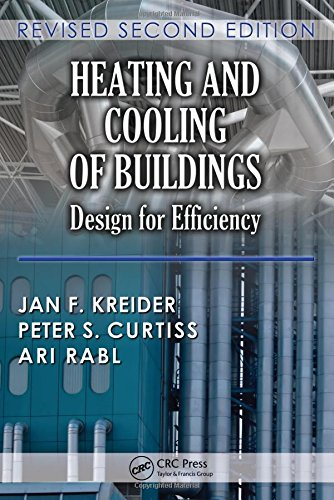 Heating and Cooling of Buildings: Design for Efficiency, Revised Second Edition (Mechanical and Aerospace Engineering Series)