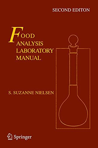 Food Analysis Laboratory Manual (Food Science Text Series)