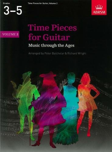 Music Through the Ages in 2 Volumes: v. 2 (Time Pieces (Abrsm))