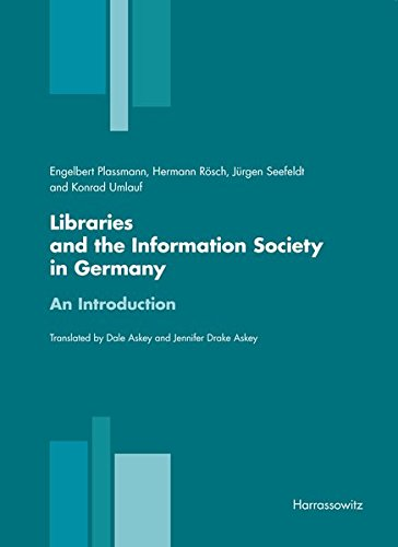 Libraries and the Information Society in Germany: An Introduction